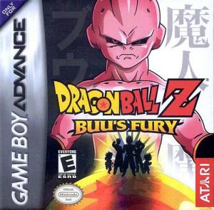 DBZ Buu's Fury - Hardware error
